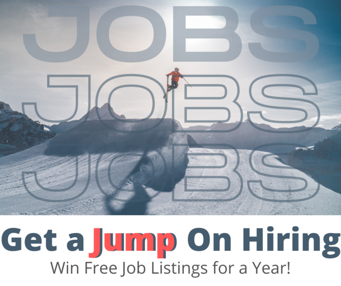 Black Friday Promotional Contest! Win Free Jobs for One year & More!